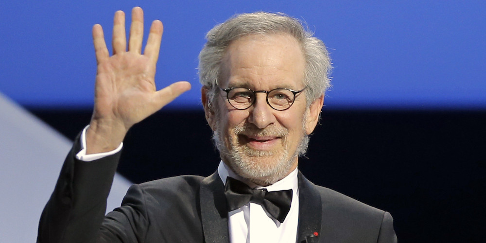 Steven Spielberg Is About To Break His Way Into The VR World
