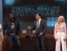 virtual reality pictionary on the tonight show