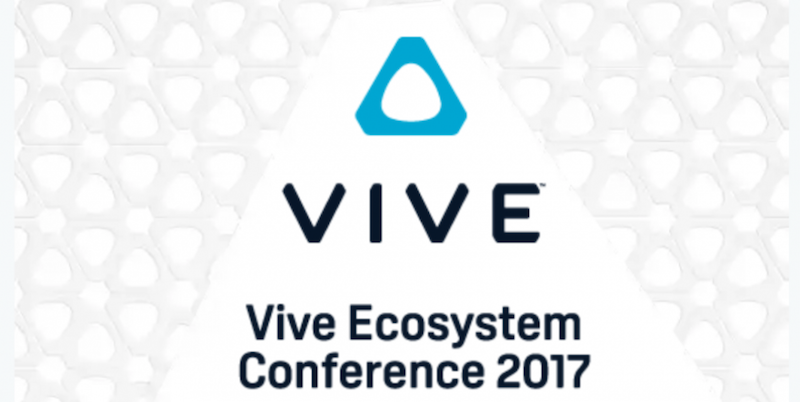 HTC Has Announced The Vive Ecosystem Conference