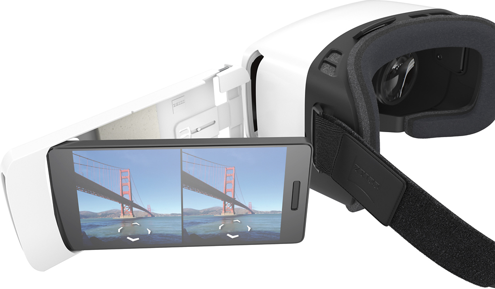 Review: Zeiss VR ONE Plus
