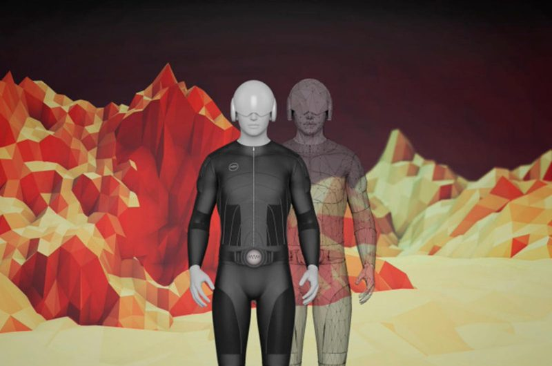Teslasuit Introduces Full Body Haptics