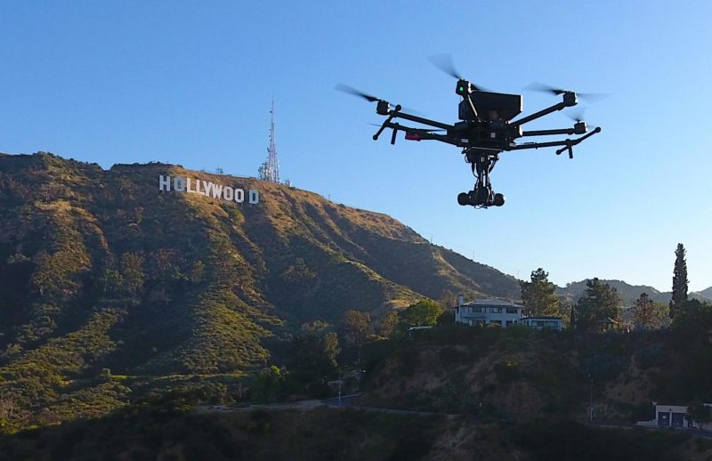 World's First Broadcast Quality 6K VR Drone Debuts This Week