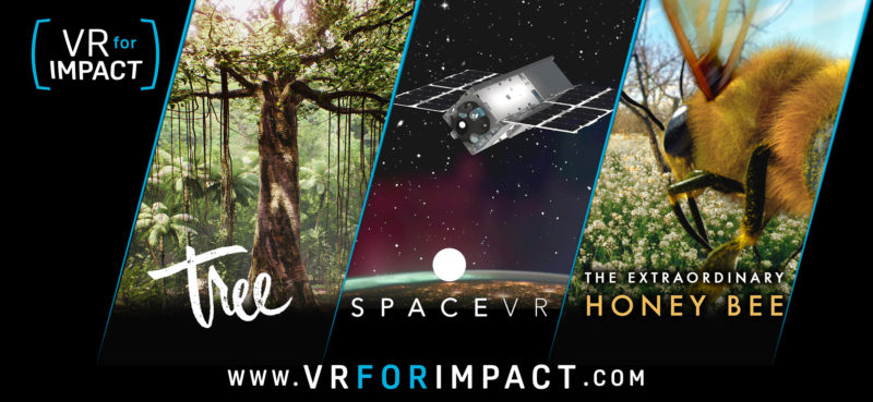 "HTC Vive Announces Partnership With The World Economic Forum For The ""VR/AR For Impact"" Initiative"