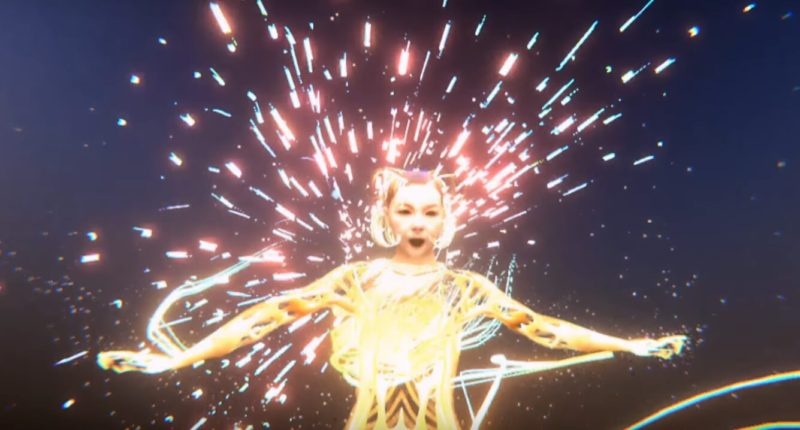 Björk Blows Minds with new VR Music Video 'Notget'