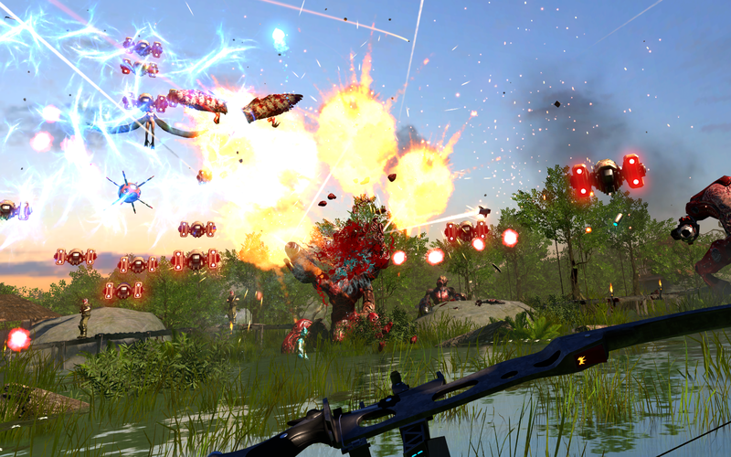 Serious Sam VR Gets a Serious Update