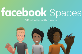 facebook spaces logo