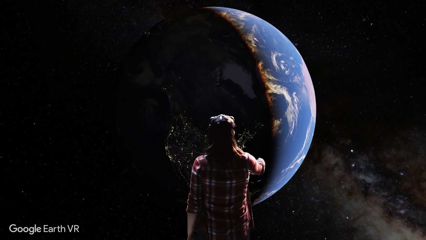 Google Earth VR Update Brings In New Features And Is Now Compatible With Oculus Rift And Touch