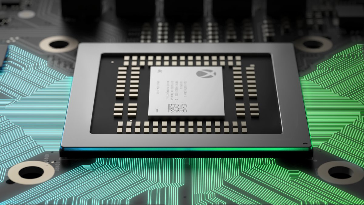 Xbox Project Scorpio Specs Revealed For VR