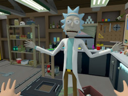 rick and morty vr experience by owlchemy labs
