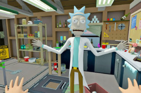 rick+and+morty+vr-ed