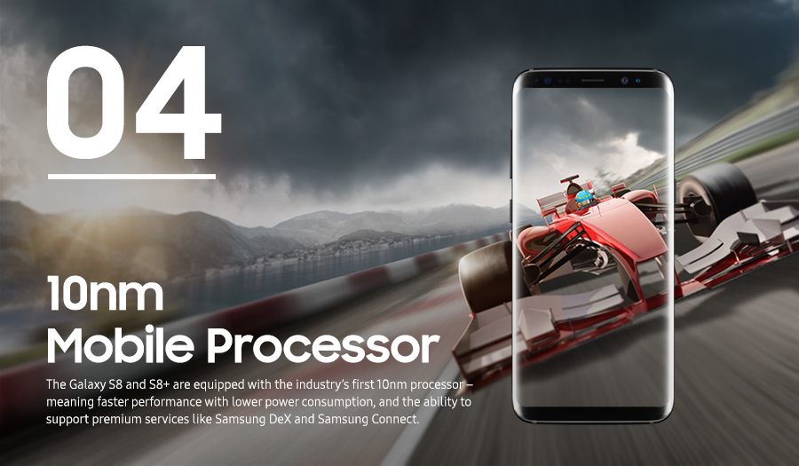 samsung 10nm mobile processor