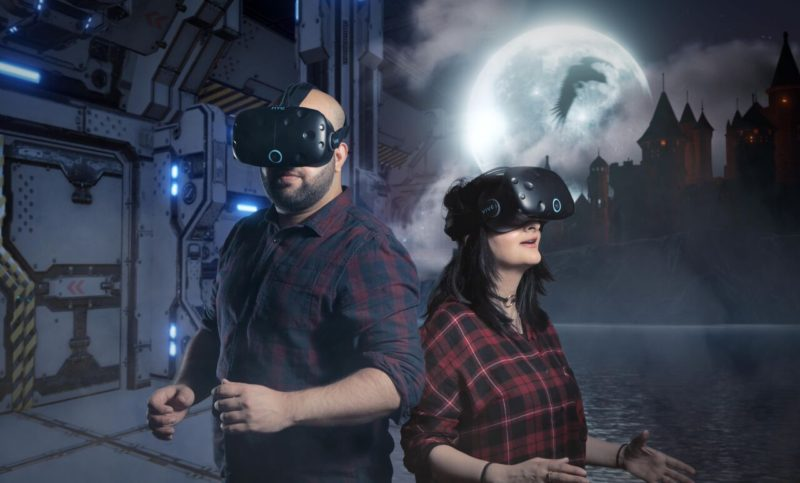 UK's First VR Escape Room Set to Open April 22