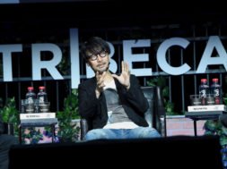 tribeca games festival hideo kojima