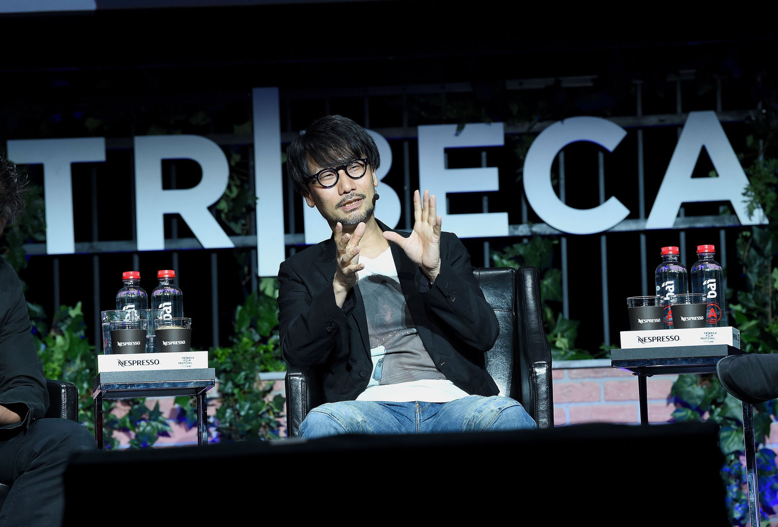Tribeca Games Festival 2017: Here's What Hideo Kojima Had To Say About The VR Industry And 'Death Stranding'