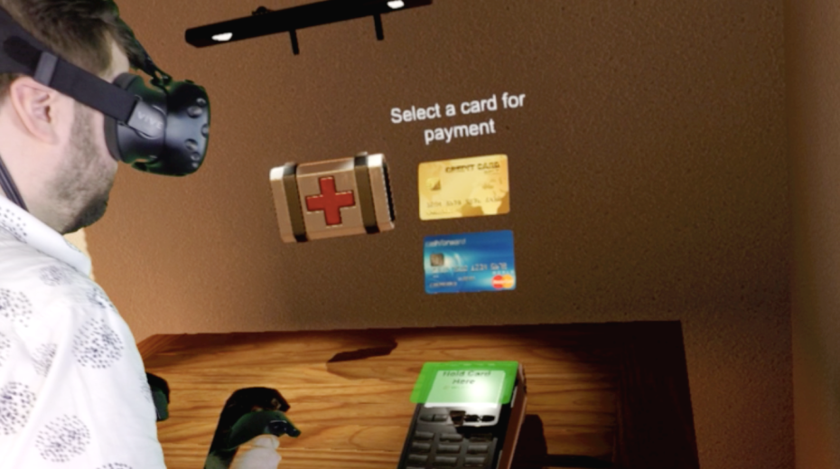 WorldPay Makes VR Payments a Reality