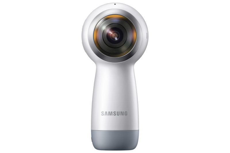 Samsung's Gear 360 Cam Available May 25