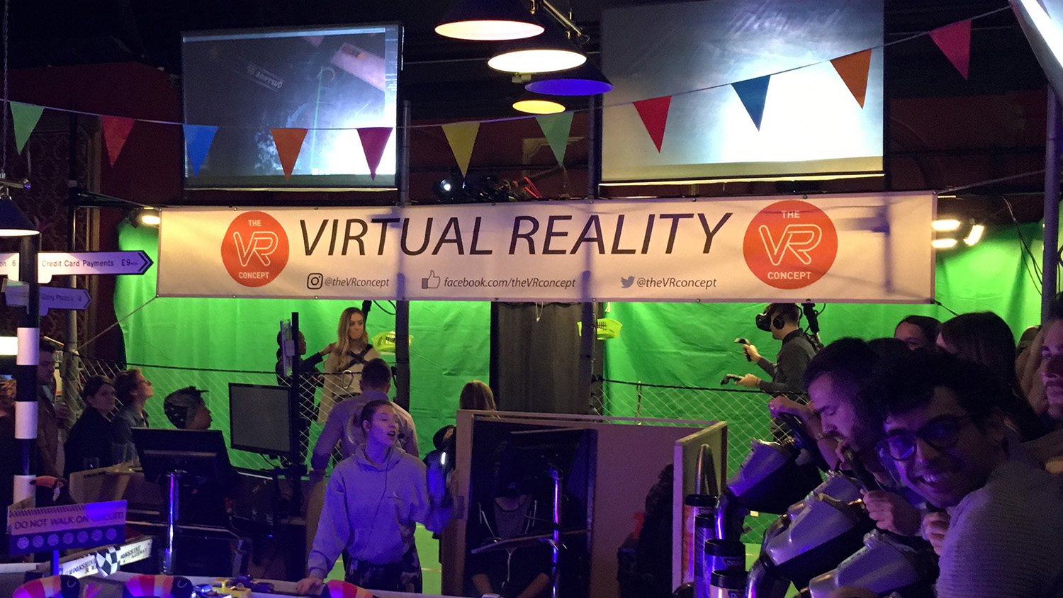 VR Bar Games: Coming To a Pub Near You?