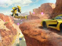Transformers VRAR Exp Centers