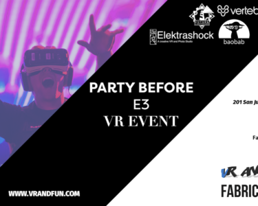 VR PARTY Re-Edit