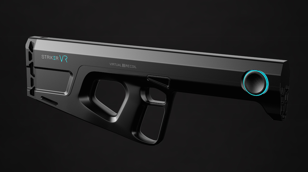 Striker VR Starting Pre-Orders for Gun Peripheral at a Staggering Price