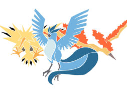 articuno zapdos moltres in pokemon go
