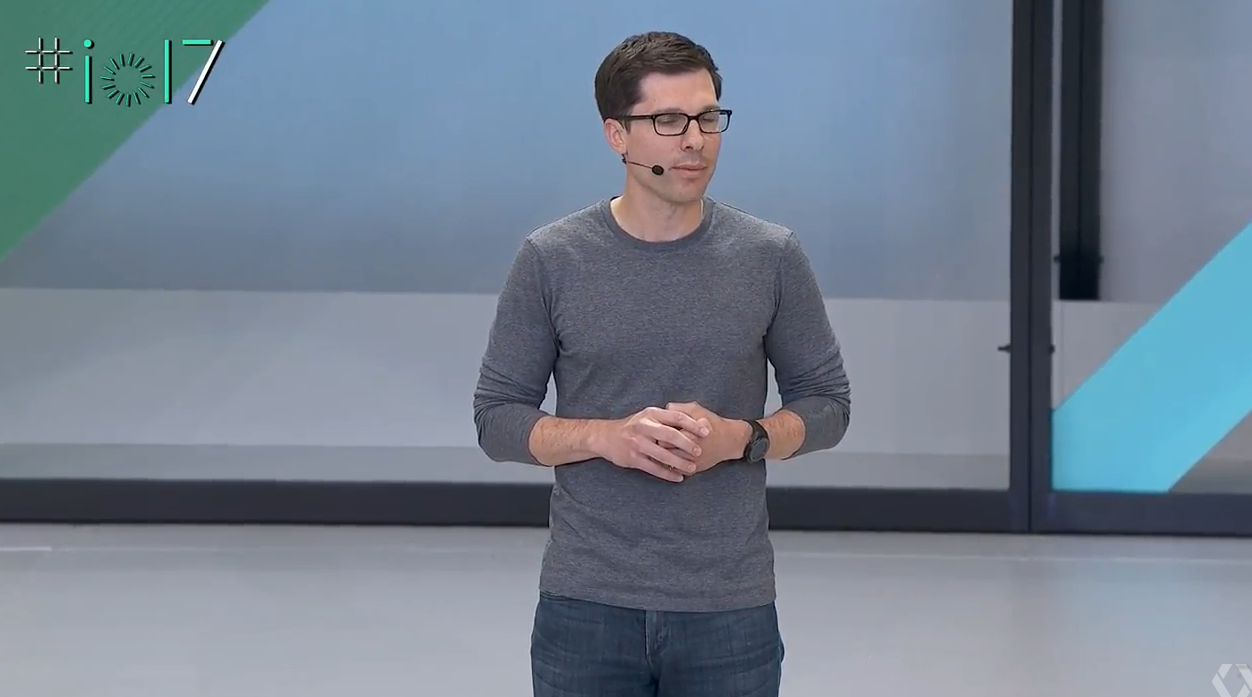 Google IO 2017 Day 2: Clay Bavor and Team Delivers Keynote About VR and AR