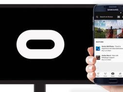 chromecast on oculus gear vr