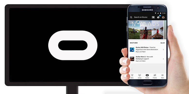 Oculus Now Supports Chromecast for your Gear VR headset