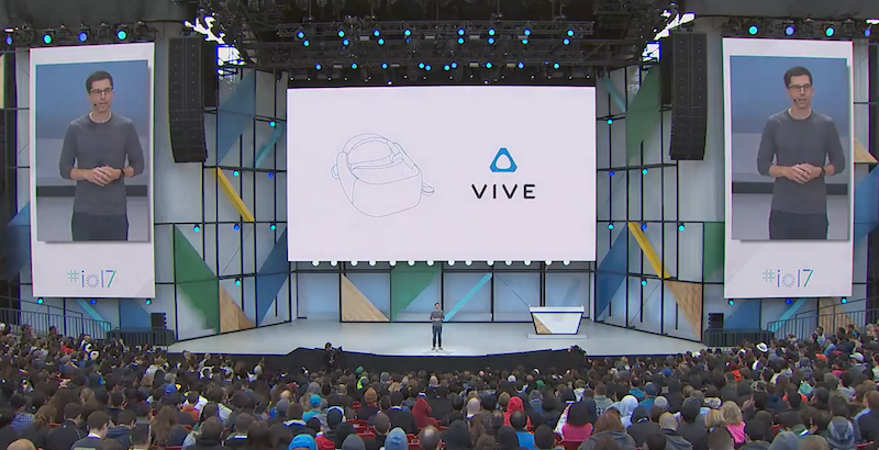 Here's How Google's Announcement About WorldSense at IO 2017 Will Impact the VR Industry