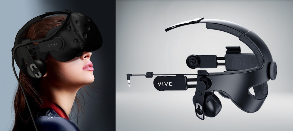 Review: HTC Vive Deluxe Audio Strap