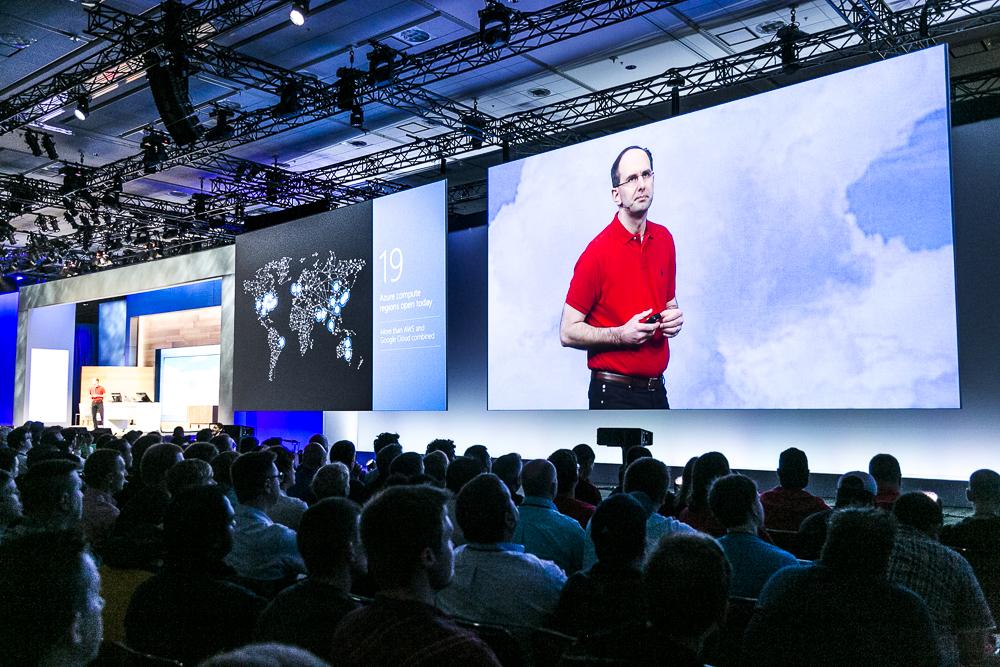 Watch Now: Microsoft Build 2017 Keynote