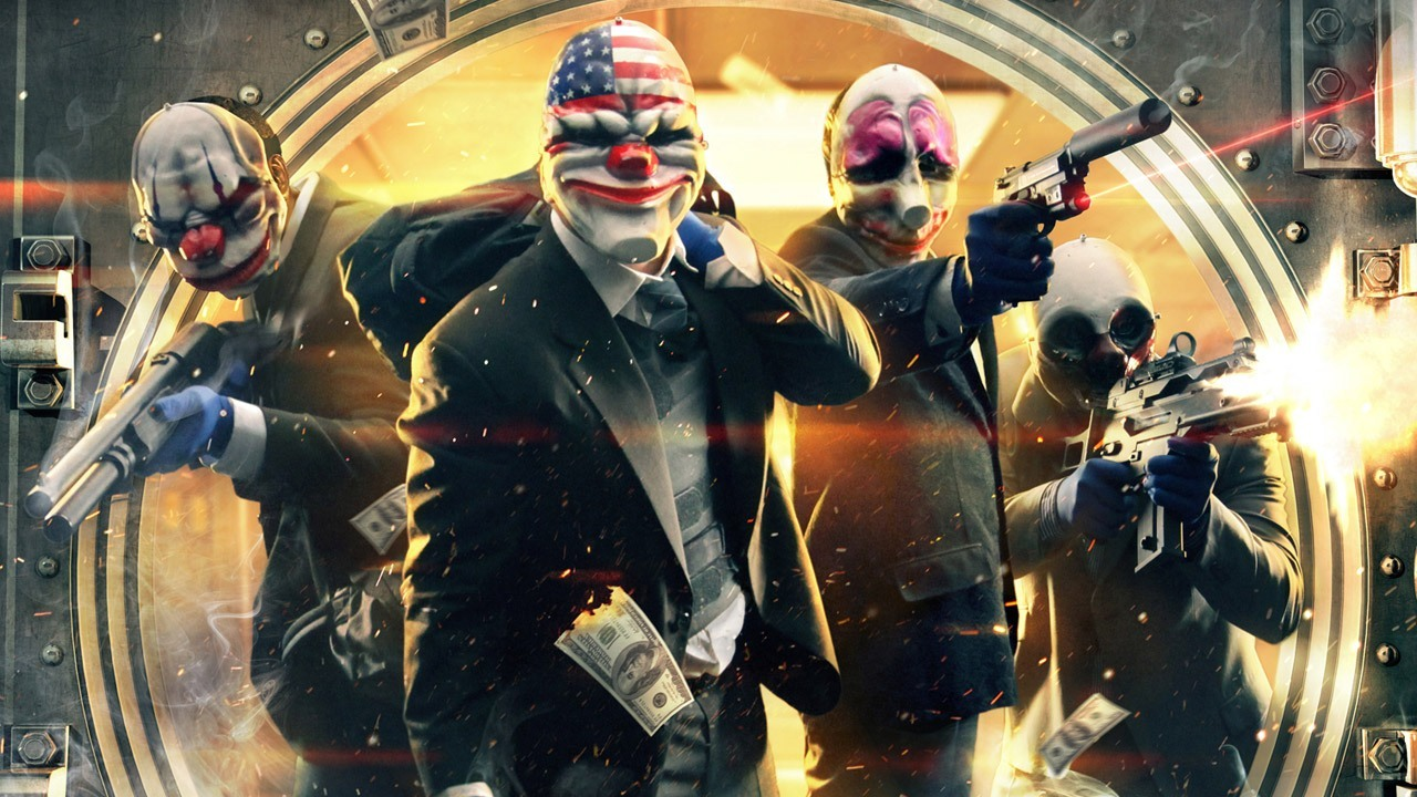 Free Download Payday 2 Game