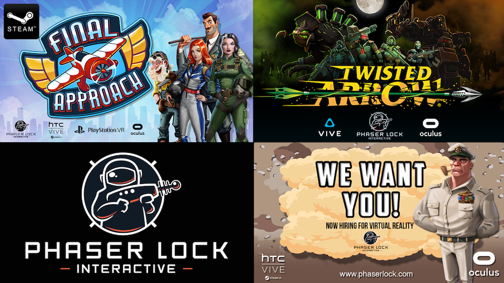 Smilegate Invests in Phaser Lock Interactive to Develop a New VR Game