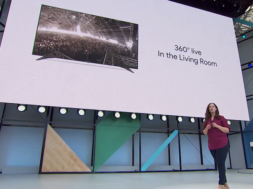 sarah ali at google io 2017