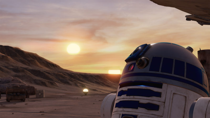 May the FOURTH Be With You In Star Wars: Trials on Tatooine