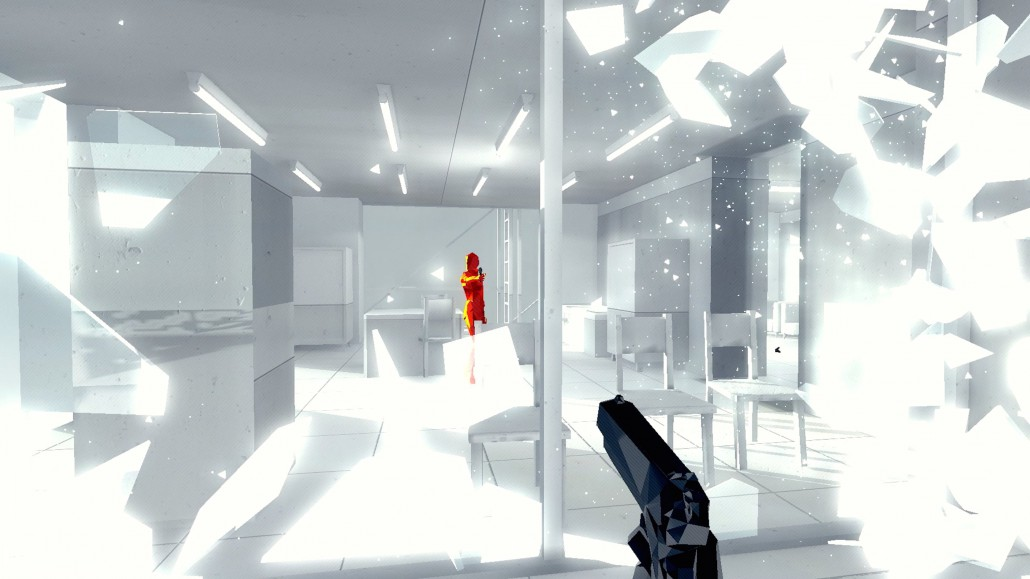 Superhot VR Coming to HTC Vive on Thursday