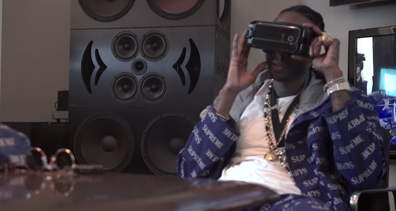 2 Chainz Is The Latest Artist To Release A VR Experience