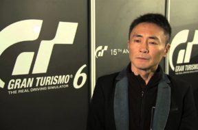 Gran Turismo creator Kazunori Yamauchi