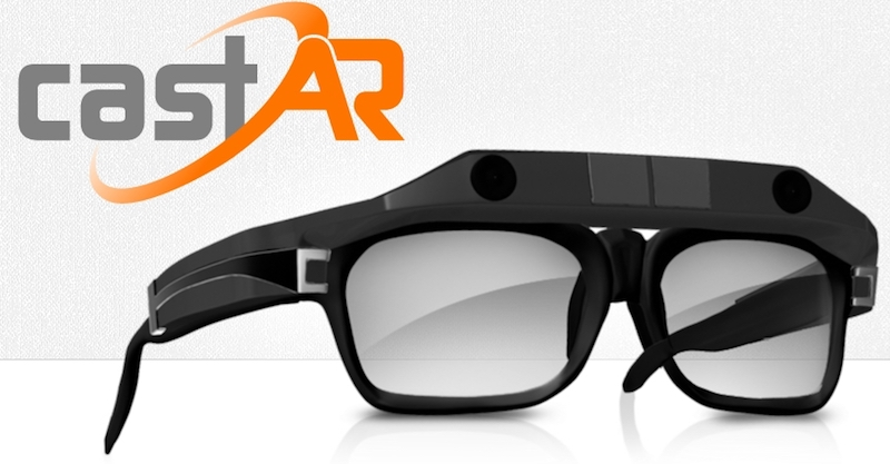 Augmented Reality Startup Cast AR Shuts Down