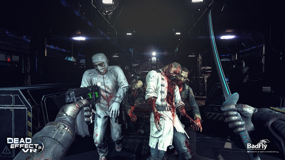 Dead Effect 2 VR Is Now Available On Steam For HTC Vive And Oculus Rift