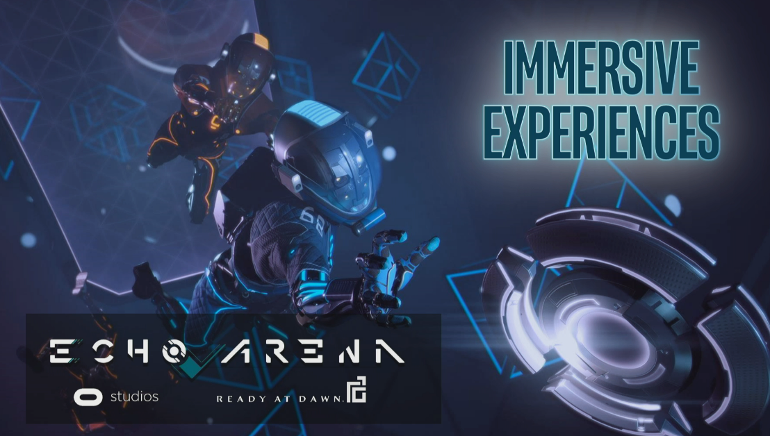 Echo Arena's First Open Beta Weekend Starts Now With Oculus Rift