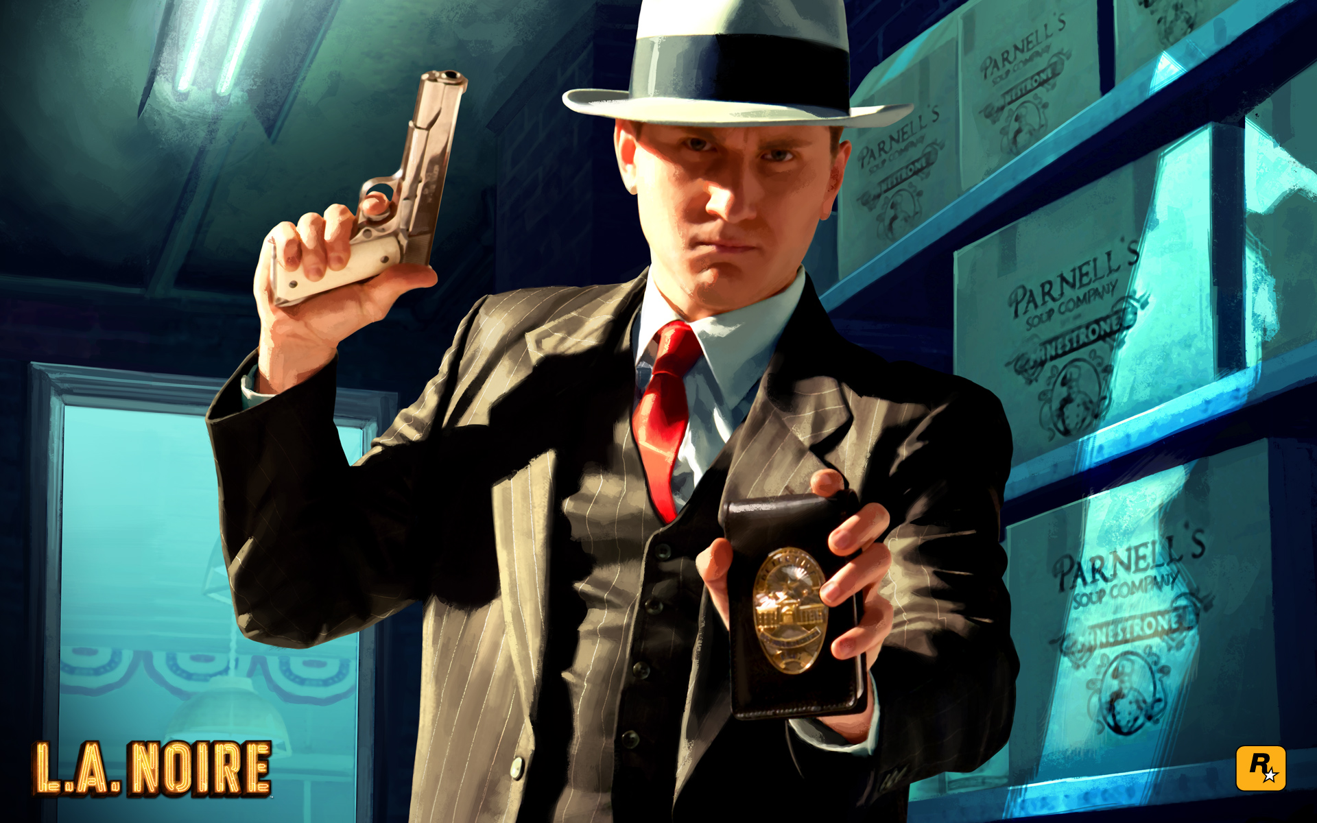 Rockstar Confirms To VR AND FUN That LA Noire Is Delayed Until December