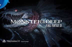 monster of the deep final fantasy xv cover