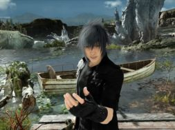 monster of the deep final fantasy xv noctis