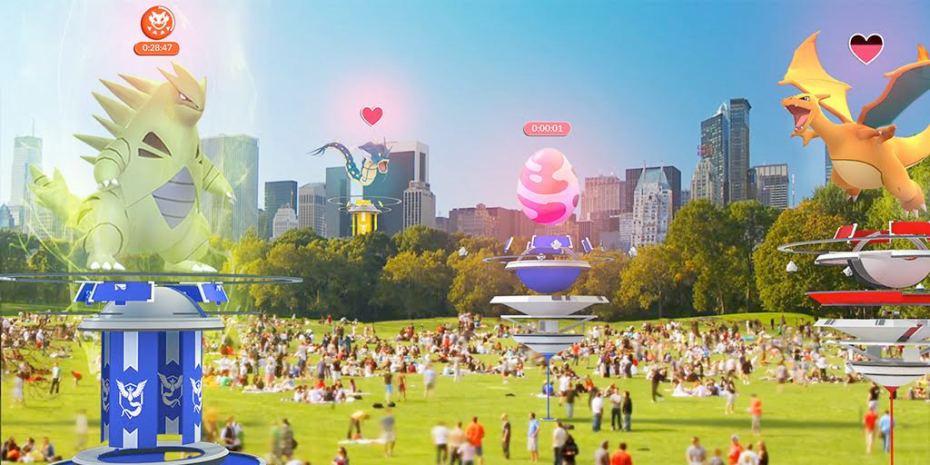 First Annual Pokemon GO Festival Was A Massive Failure