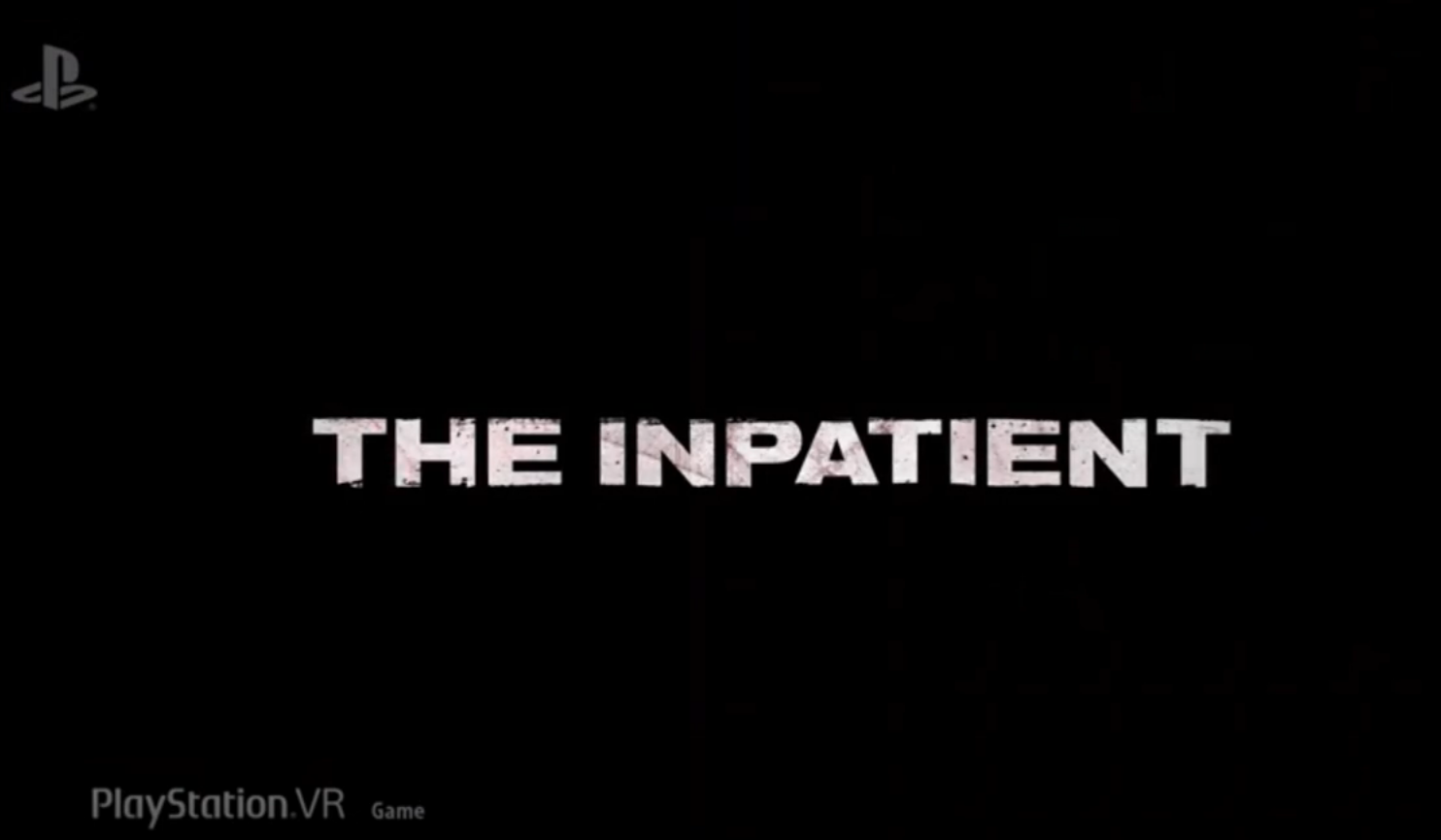 The Inpatient By Supermassive Games Coming To PlayStation VR