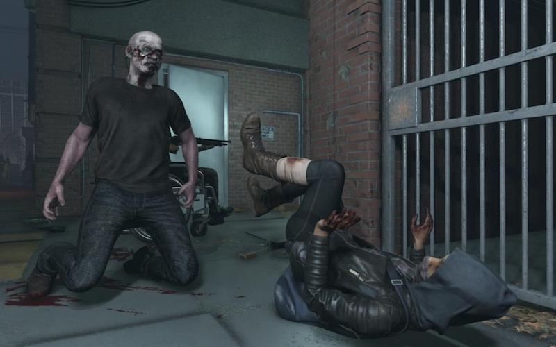 The Walking Dead VR Game Being Developed By Robert Kirkman's Team