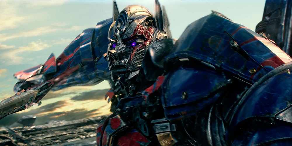 Go Behind The Scenes In 'Transformers: The Last Knight' With This 360 Video