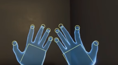 valve knuckles controllers demo