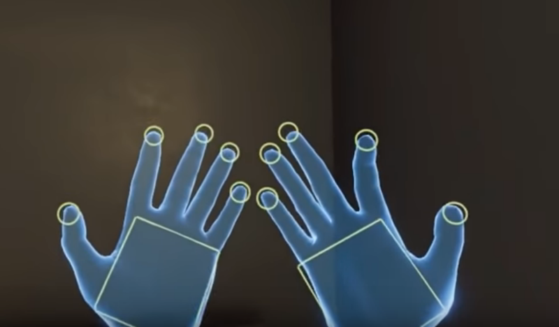 Here is Valve's Upcoming Knuckles Controllers In Action - VR